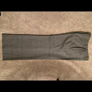 Like New-Ann Taylor LOFT Sz 12, wool plaid slacks